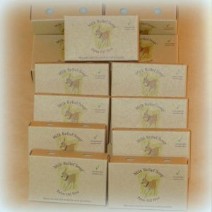 Milk Relief Soap 13 Bars